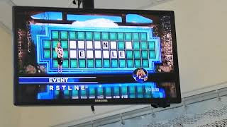 WHEEL OF FORTUNE - JUNE 12-2