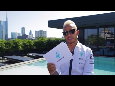 Lewis Hamilton answers your questions! Twitter Q&A