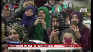 Seyyid Taleh & Seyyid Fariq - Turkiye igdir şeheri - imam Zamanin dogum gunu - 2017