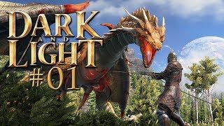 DARK AND LIGHT #01 • DIE ERSTEN SCHRITTE AUF ARCHOS • Dark and Light Gameplay German • Deutsch