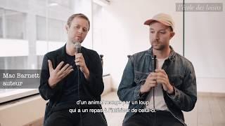 bande annonce de l'album Le Loup, le canard et la souris