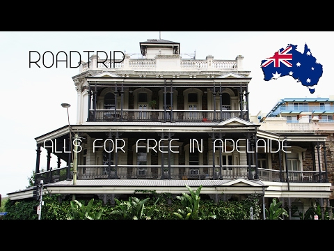 ALLES FOR FREE IN ADELAIDE / AUSTRALIEN VLOG ROADTRIP NO°19
