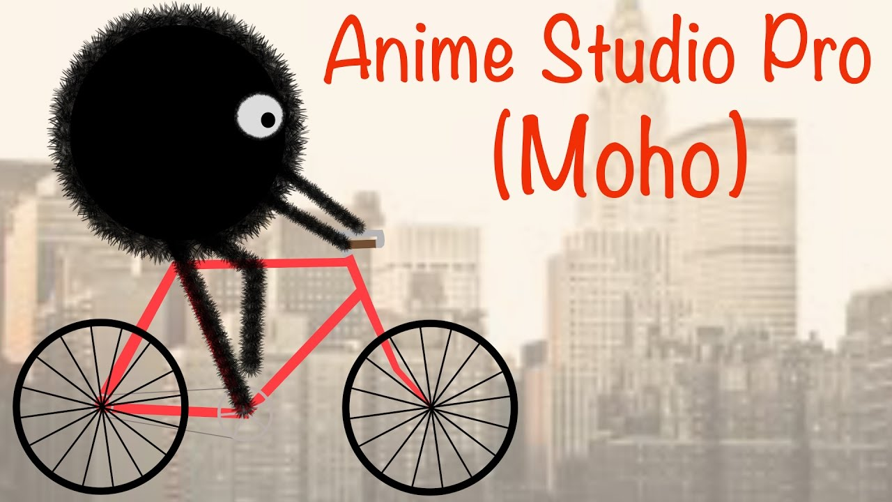 Anime Studio Pro (Moho Pro) - Как сделать риггинг и 2d анимацию персонажа