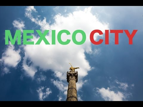 Touring & Eating in Mexico City 2015