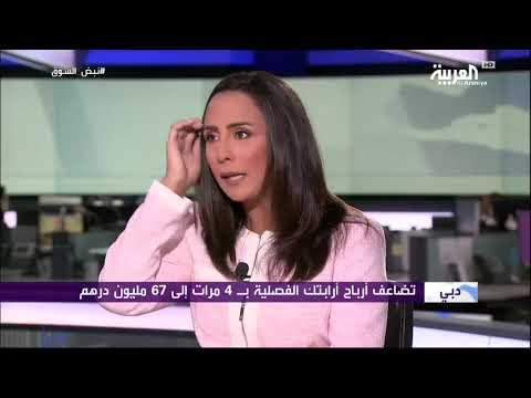 Al Arabiya 07/11/2018 Marie Salem - FFA Private Bank Dubai