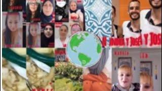 VOCES  UNIDAS AMIGOS SOMOS EL MUNDO  +ESPECIAL COLABORACIONES