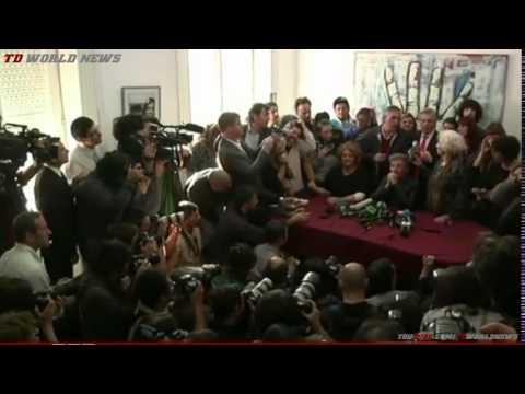 Argentine stolen grandson Hurban in joyful reunion