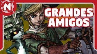 Los ayudantes de Link a través de la historia