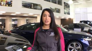 Portland Street Honda Dealership Tour