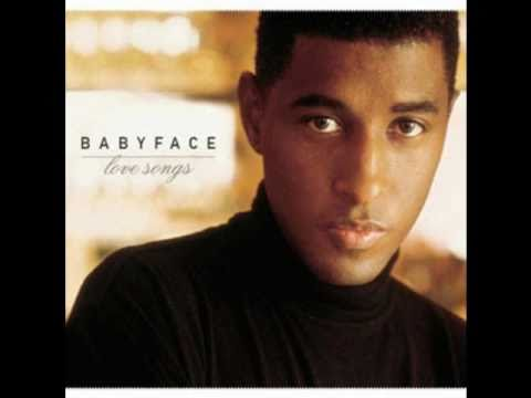 Babyface. sorry for stupid things