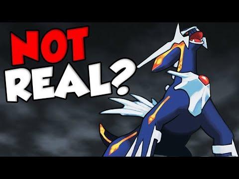 Primal Dialga REMOVED From Pokemon!...