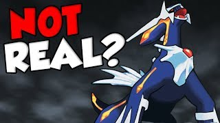 Primal Dialga REMOVED From Pokemon! Diamond & Pearl Remakes?