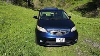 2006 Honda Elysion.  4K