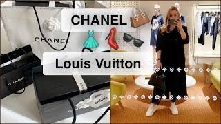 CHANEL LOUIS VUITTON весна лето 2020 Мои покупки Шопинг Влог