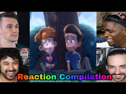 In a Heartbeat - Animated Short Film - Reaction Compilation
