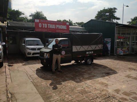 Xe tải Dongben 870kg db1021 có những ưu điểm gì nhất phân khúc!