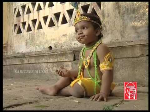 Kanahi khaichhi mati   odia devotional   krishna bhajan   Prafula Behera   Sabitree Music