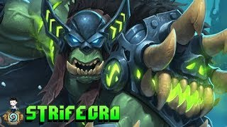Hearthstone: Back from a short hiatus with Recruit Hunter!