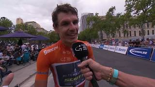 Tour Down Under: Stage 6 highlights