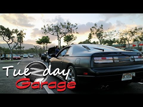 TueZday Garage :: RB26 into 300zx :: Ep44 - Raising The Bar #RBZ32