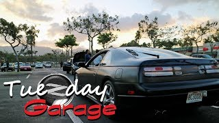 TueZday Garage :: RB26 into 300zx :: Ep44 - Raising The Bar #RBZ32