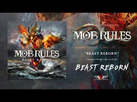 MOB RULES - Beast Reborn (Official Audio Stream)