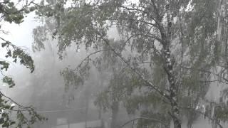 Сильный ливень в Красногорске(Вечером 26 июня 2013 года в Красногорске прошёл сильный ливень. Наблюдал из окна, но всё равно впечатлило., 2013-06-26T19:51:11.000Z)