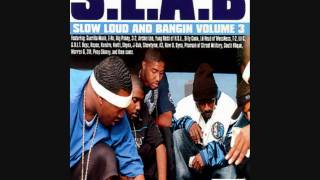 S.L.A.B. (Slow Loud And Bangin) {Trae, Lil B, 311, & Kendro}: Put Yo Bets On Me