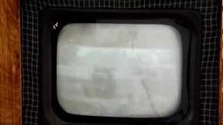 видео: Телевизор  КВН - 49.   1956 года выпуска.