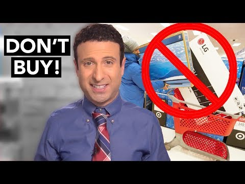 5 Things NOT to Buy on Black Friday 2018!