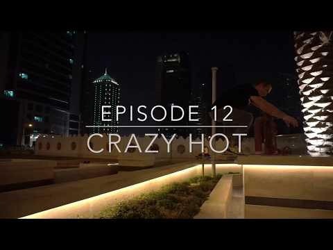 Doha sport  - episode 12 Parkour