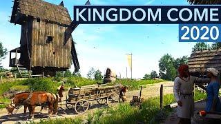 """""""Ich beneide jeden, der jetzt erst anfängt"""" - Kingdom Come gerade kostenlos"""