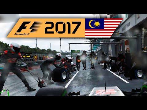 ...und plötzlich eskaliert alles | Malaysia 2/2 🎮 F1 2017 #36