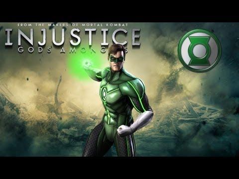Injustice Chapitre -02- Green Lantern [FR]