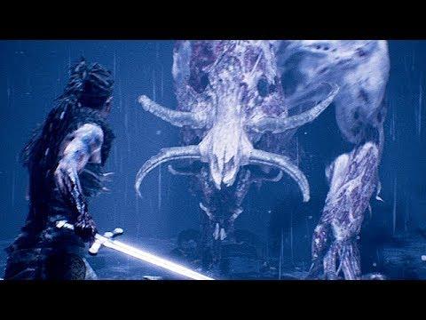 Hellblade Senua's Sacrifice Gameplay German - Besiege die Angst