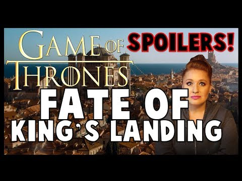 Fate of King's Landing Leaked (S8 SPOILERS)