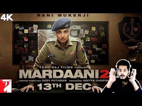 Mardaani 2 Pakistan Reaction | Official Trailer | Rani Mukerji | Releasing 13 December 2019
