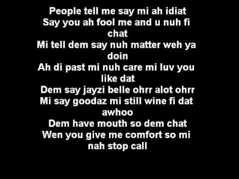 vybz kartel half on a baby lyrics