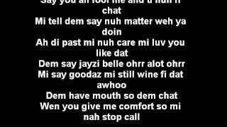 vybz kartel half on a baby lyrics