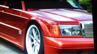 Der gute alte STERN Mercedes 190 E 2.5-16 Evolution II