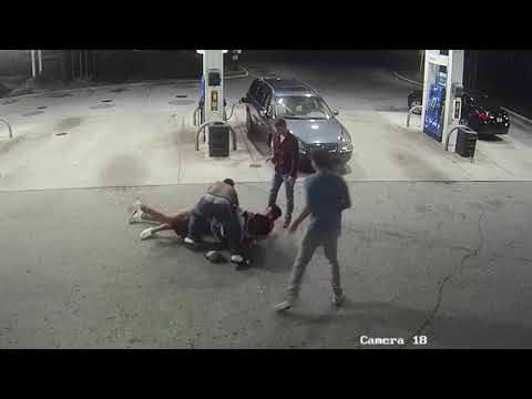 AJ - Spring Breakers Fight Back Against Gunman At Florida Gas Station