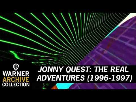 Jonny Quest Real Adventures (Theme Song)