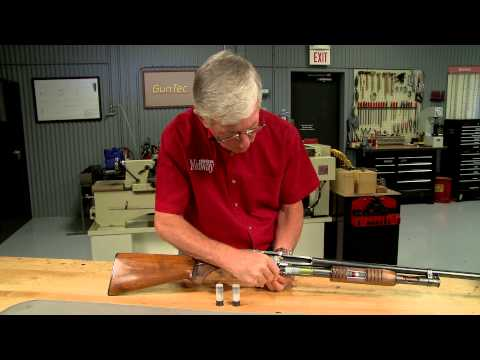 dating winchester model 12 shotguns