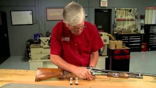 Gunsmithing - The Winchester Model 12 Cut-Away and Cycle of Operation