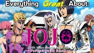 Everything GREAT About: JoJo's Bizarre Adventure: Golden Wind