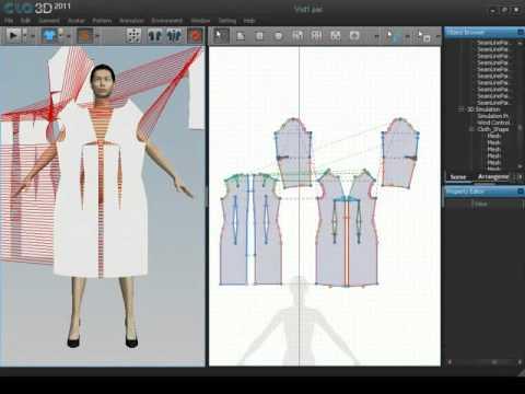 Скачать программы дизайн одежды julivi