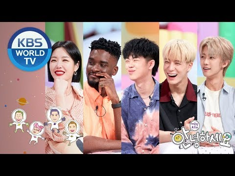 Guests : NCT DREAM (Jeno, Jaemin), Sam Okyere, Gree [Hello Counselor/ENG, THA/2019.07.29]