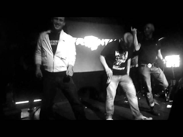 Frontal feat. Zweite Jugend - More Than A Party (DM Cover) LIVE @ Winter Stomp 2016