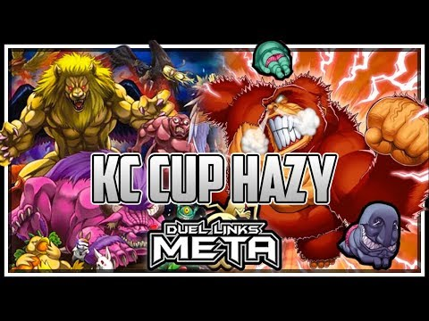 KC Cup Hazy: A Lesson In Misplays [Yu-Gi-Oh! Duel Links]