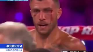 Зрелищная победа Василия Ломаченко